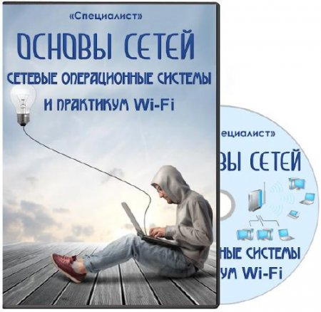 Основы сетей, сетевые операционные системы и практикум Wi - Fi. Видеокурс (2013)