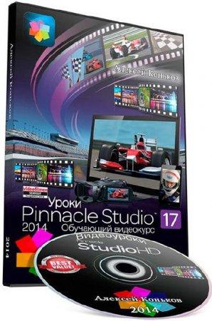 Уроки по Pinnacle Studio 17. Обучающий видеокурс (2014)