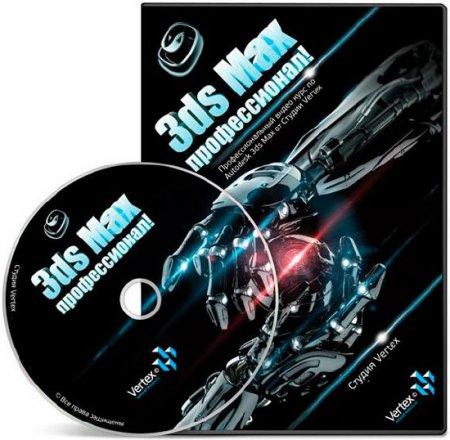 3ds Max - профессионал (2013) Видеокурс