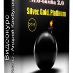 SEO-бомба 2.0 (Silver. Gold. Platinum). Видеокурс (2015)