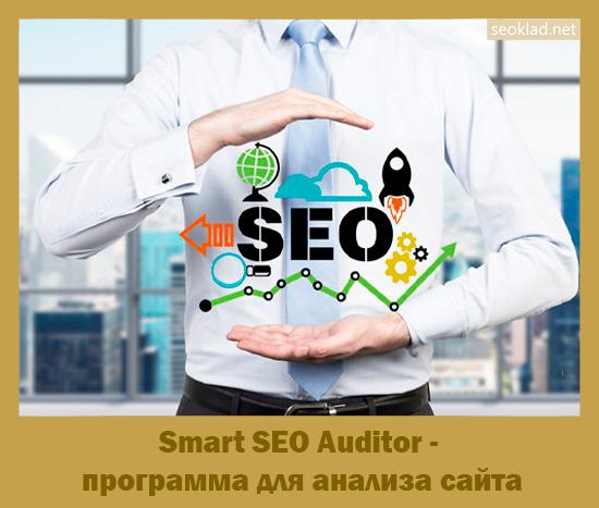 Smart SEO Auditor - программа для анализа сайта